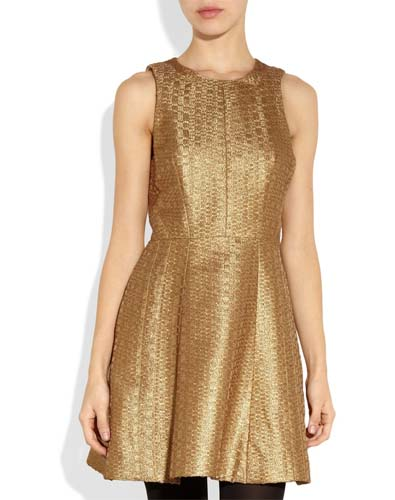 Gold Brocade