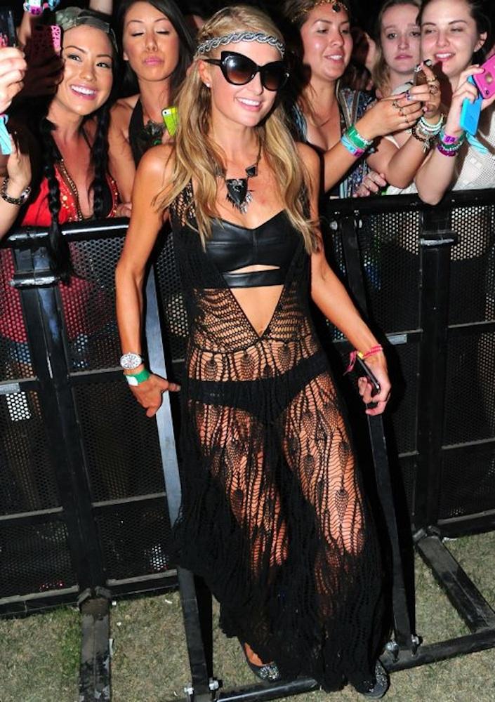 Paris Hilton Day 1