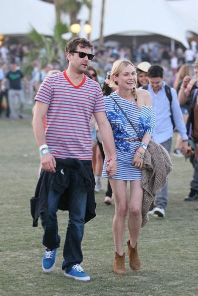 Diane Kruger and Joshua Jackson Day 3