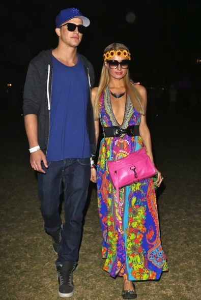 River Viiperi and Paris Hilton Day 2