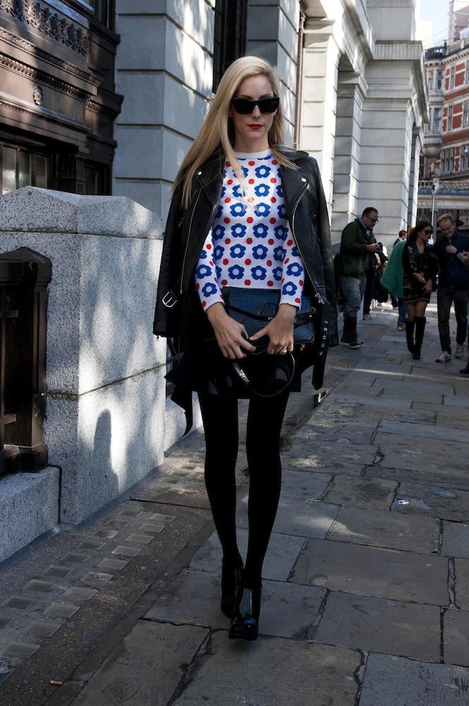 London SS 14 Street Style