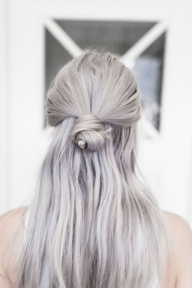 Ash Grey Hair Color 2015 2016 Fashion Trends 2014 2015  Dark Brown Hairs