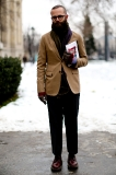 Couture Street Style: Spring 2013