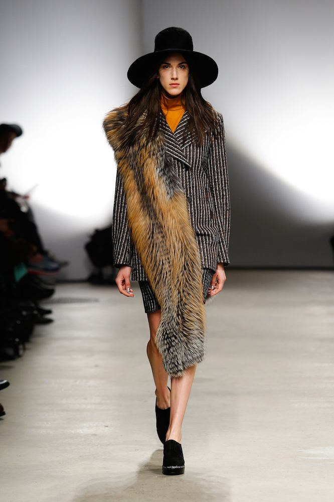 Creatures of the wind fall 2015 runway