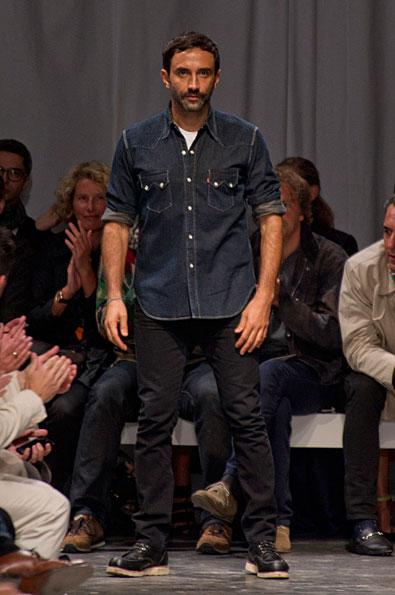 Riccardo Tisci (of Givenchy)