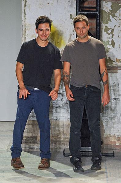 Lazaro Hernandez & Jack McCollough (of Proenza Schouler)