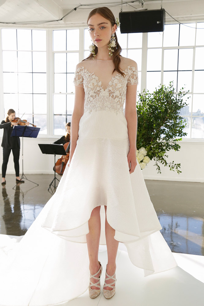 Latin-Influenced Wedding Dresses for Your Big Day - theFashionSpot
