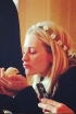 Poppy Delevingne goes back to nature for a family Easter