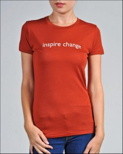 Tees for Change