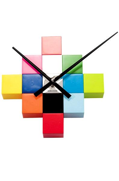 PT Design DIY Cubic Clock