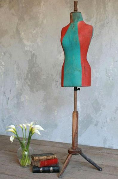 Vintage Dress Form