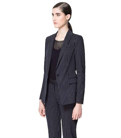 Pinstripes for Spring