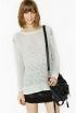 Slashed Sweater