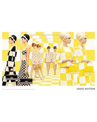 Louis Vuitton Doubles the Fun