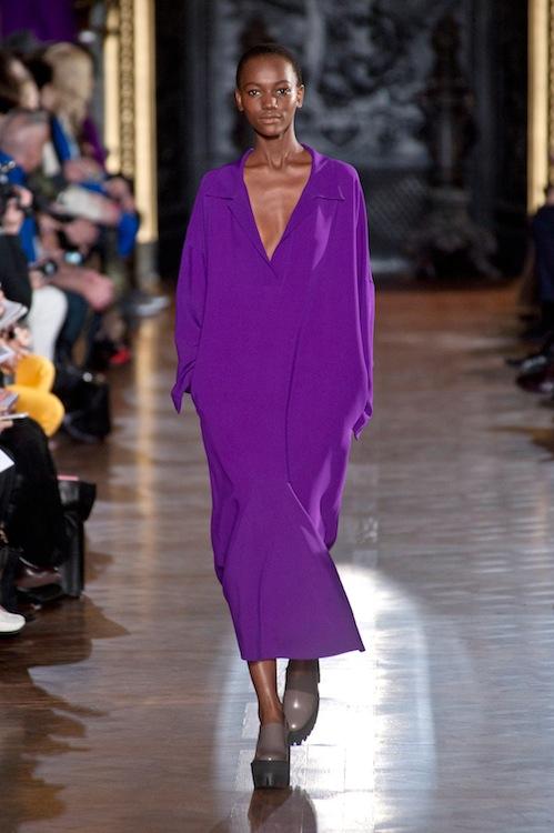 Royal Purple: Stella McCartney