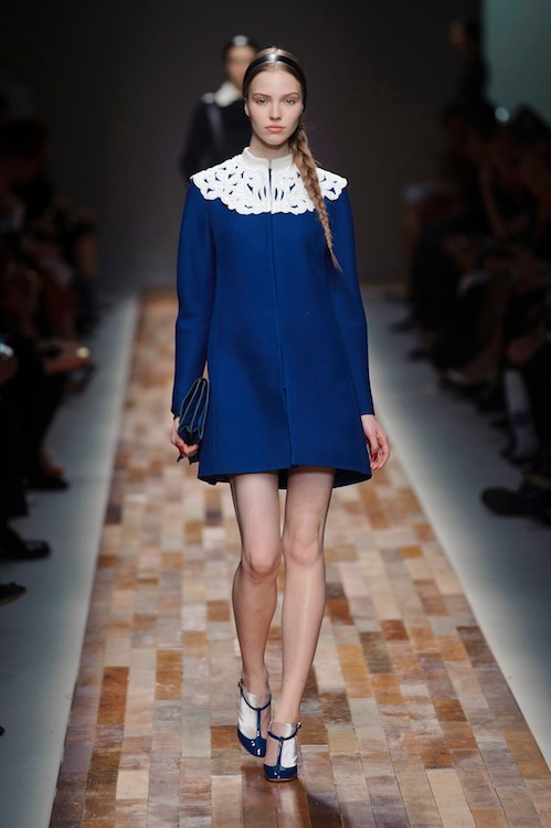 True Blue: Valentino