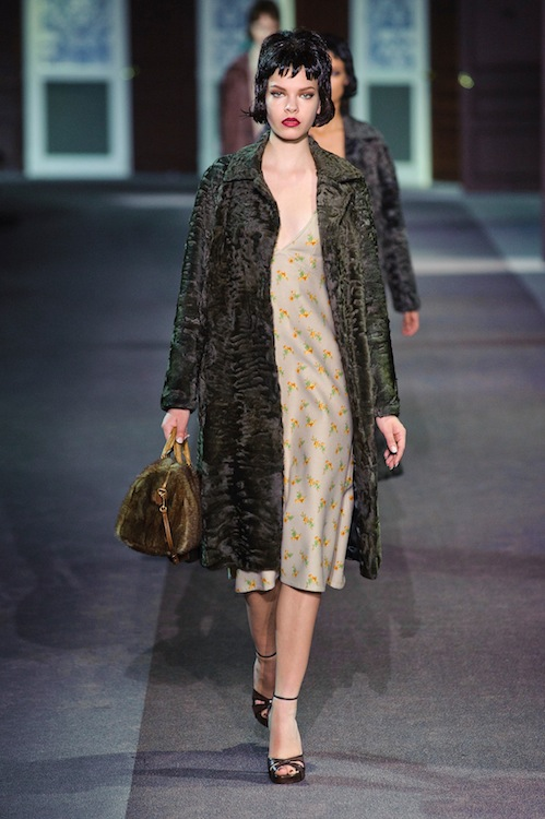 Army Green: Louis Vuitton