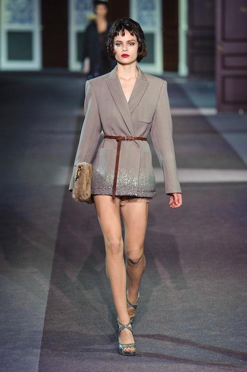 Gray: Louis Vuitton