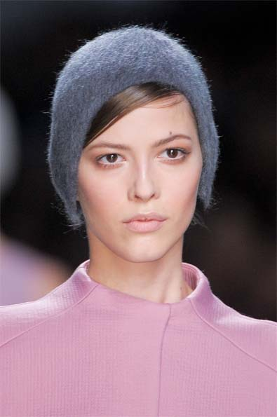 Christian Dior's Ballet-Inspired Beanies