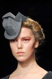 Donna Karan's Stephen Jones Fascinators