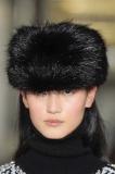 Emilio Pucci's Restrained Fur Cap