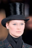 Empowering Top Hats at Ralph Lauren