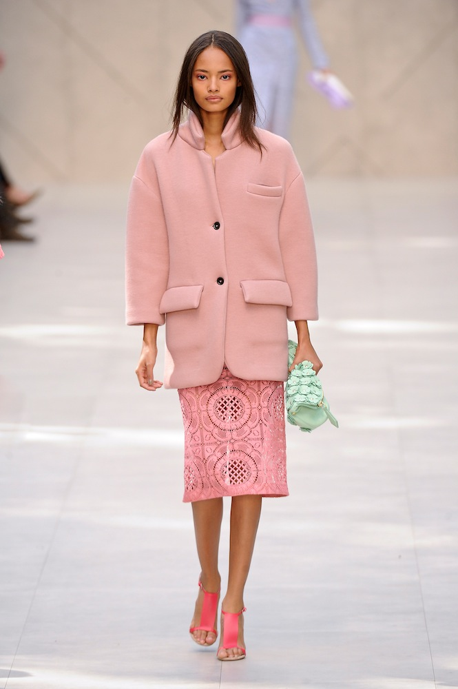 2. Think Pink (Burberry)