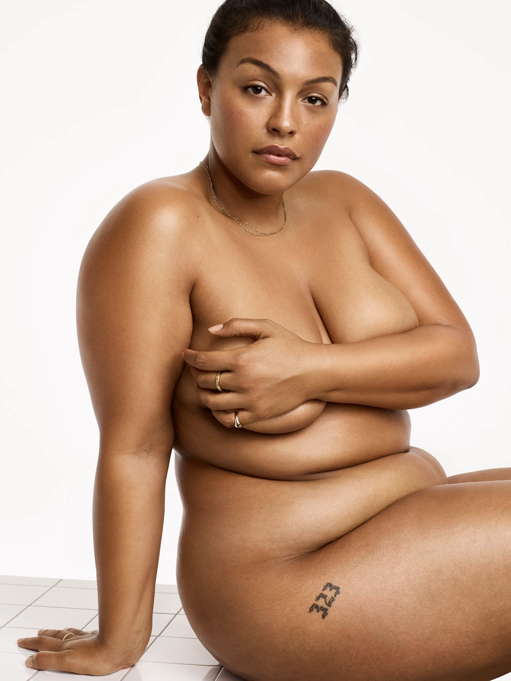 Glossier Launched Its Body-Positive Body Hero Campaign