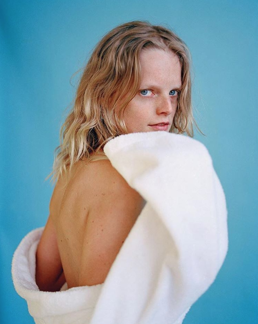 Hanne Gaby Odiele Raised Awareness of the Issues Facing Intersex Youth