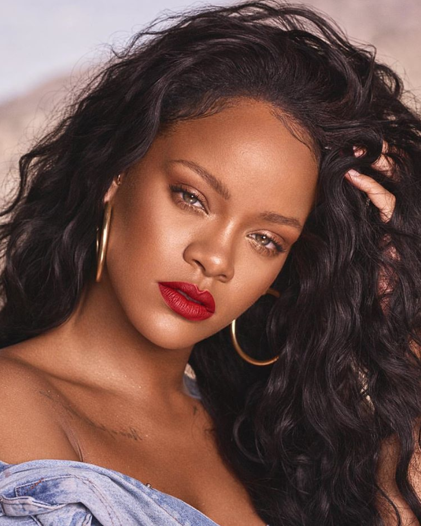 Rihanna Released Fenty Beauty, the Most Inclusive Beauty Range Ever