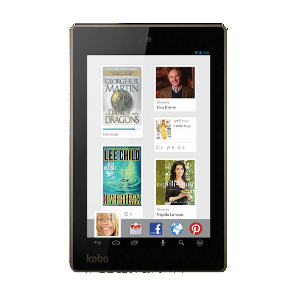 Kobo Arc 7HD Android Tablets
