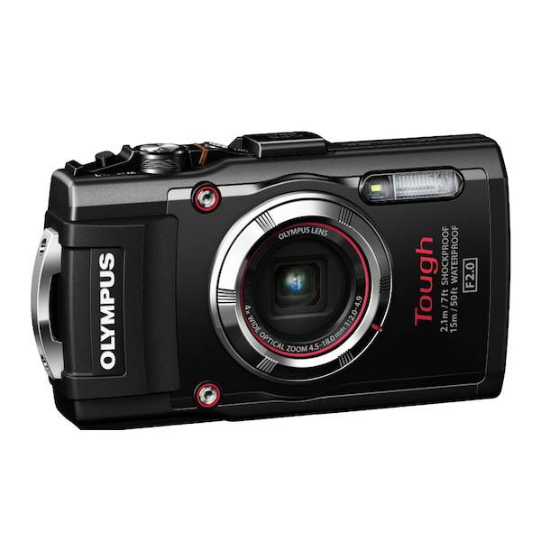Olympus Tough TG-3 Digital Camera