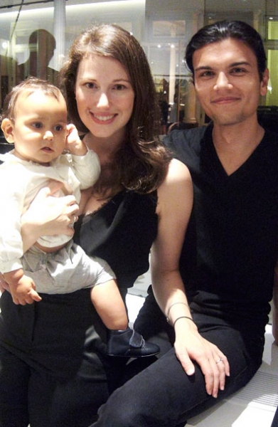 Casey, Kumar, and Baby, Architects