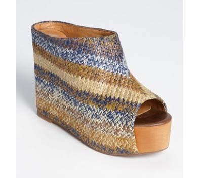 Virgo Wedge Platform Mule