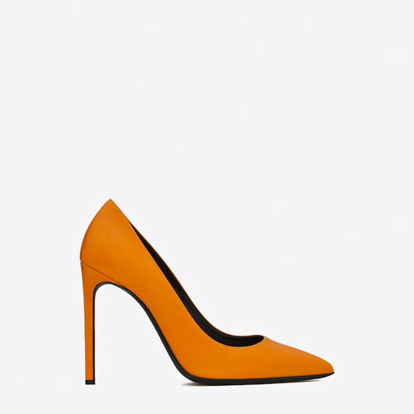 Forget platforms the case for sleek pointed pumps now and always