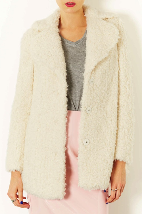 Must: The Teddy Bear Coat