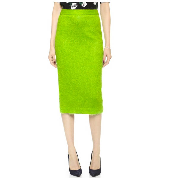 A Statement Pencil Skirt