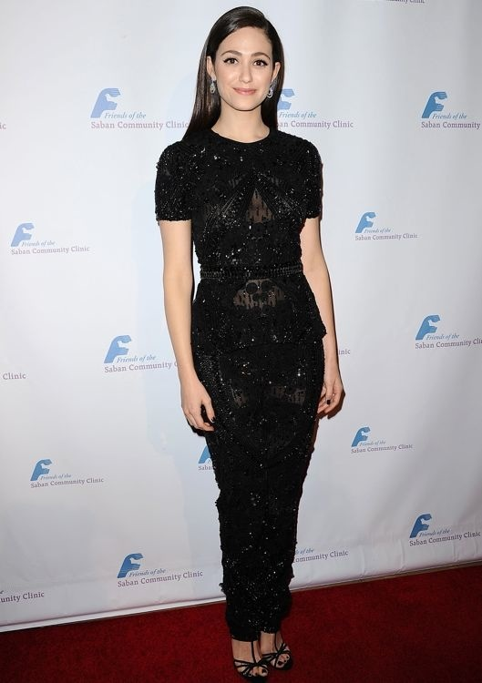 Class Act Emmy Rossum: Dinner Party