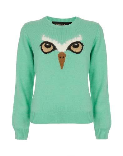 Mint Owl