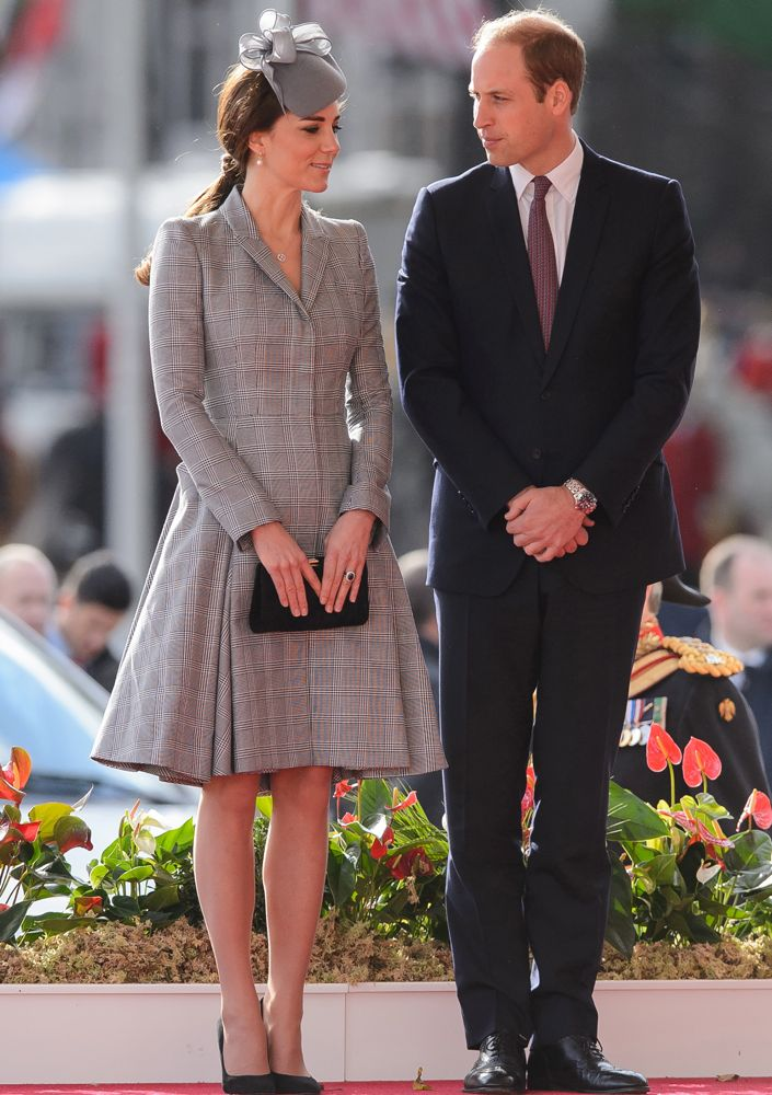 Catherine, Duchess of Cambridge at a Singapore State Visit