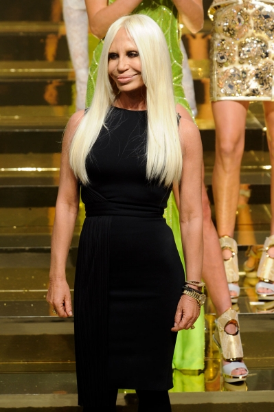 Versace Haute Couture S/S 2012