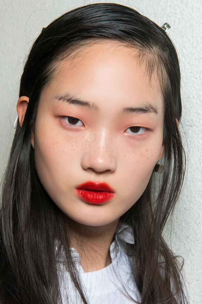 Blurred Lips