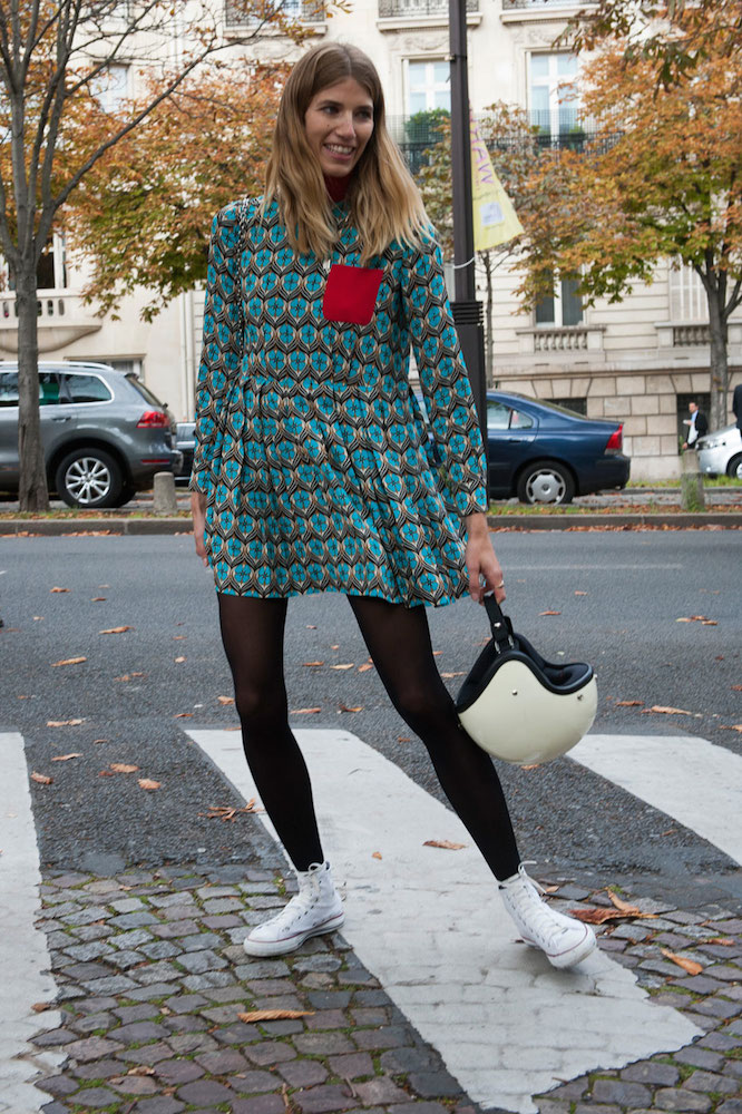 Hansomsgorgeous Tips To Wear Black Tights