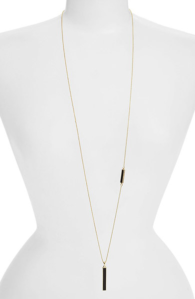 Jewelry trend long pendant necklaces thefashionspot previous thumbs aloadofball Gallery