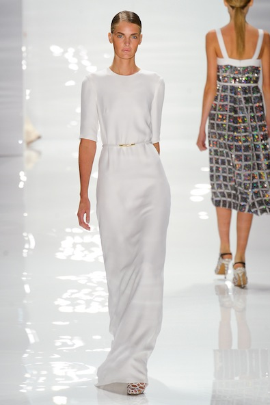 Derek Lam Spring 2012: Maximillion