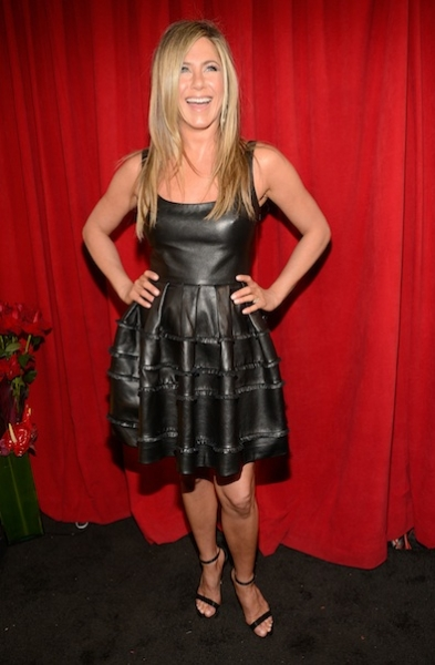 Lose the Leather, Jennifer Aniston