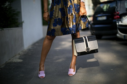 Milan Fashion Week Street Style SS 14