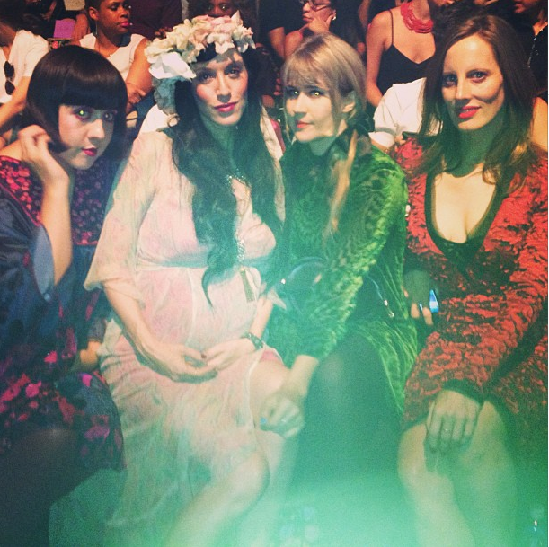 Tennessee at Anna Sui