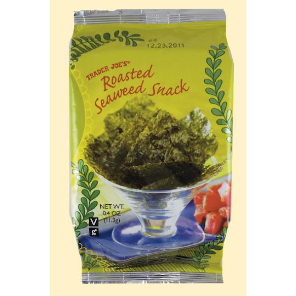Roasted Seaweed Snacks