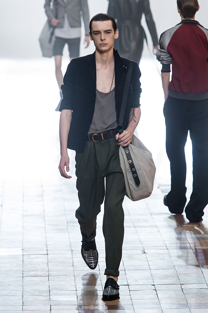 Top Lanvin Men's Spring 2016 Runway - theFashionSpot MJ33